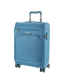 Pierre Cardin Half Hard/Half Soft Large Suitcase