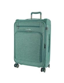 Pierre Cardin Half Hard/Half Soft Cabin Suitcase