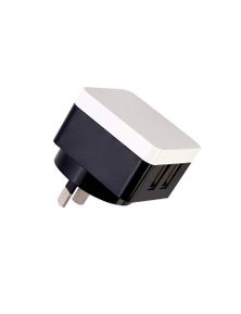 WalkNTalk Wall Charger 3.4A - White And Black