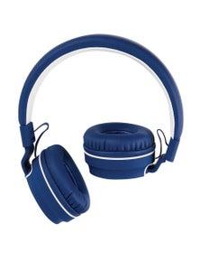 Fuse Zero Over Ear Headphone - Blue