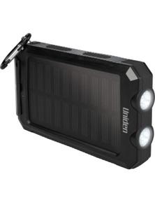 Uniden 8000Mah Solar Power Bank