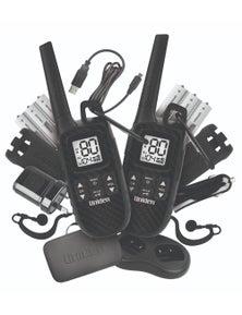 Uniden 2 Watt Handheld Adventure 2-Way Radio Deluxe Pack