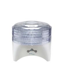 Healthy Food Chips Dehydrator Dryer Preserver 5 Racks For Fruits Veggies Meats