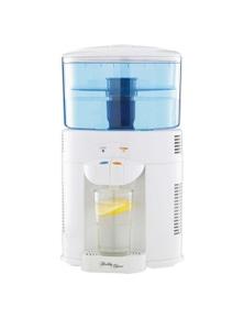 Lenoxx 5L Bench Top Water Filter Dispenser Chiller Cooler Cooling Cold Dual Tap