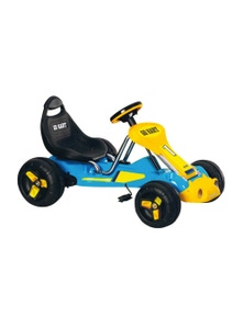 Kids Ride On Pedal Powered Go Kart