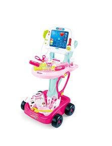 Kids Pretend Play Doctors Nurses Medical Cart