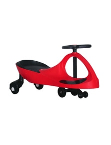 Lenoxx Ride-On Swing Car - Red