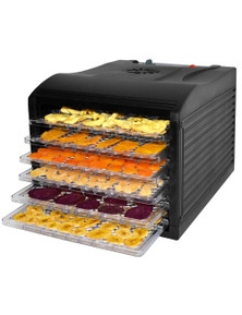 Healthy Choice 6 Rack Food Dehydrator
