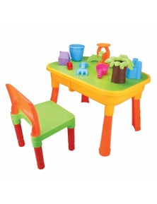 Gem Toys 2 In 1 Sand and Water Table