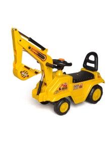 Lenoxx Ride On Excavator Kids Toy