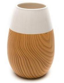Modern Paint Dip Vase With Grain Designer Home Decor Ceramic Pot PR788 New