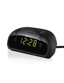Sansai Am/Fm Alarm Clock Radio