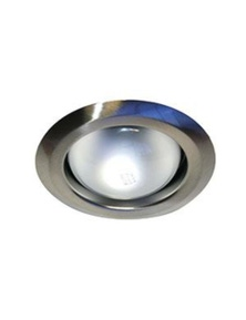 Project Brushed 240V R80 Recessed Downlight