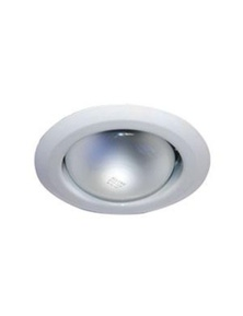 Project White 240V R80 Recessed Downlight