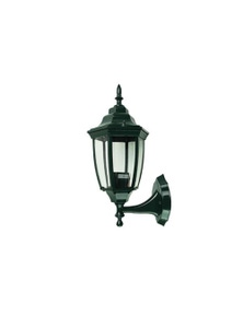 Traditional Outdoor Wall Light Green