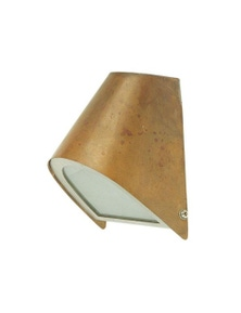 240 V Real Copper Outdoor Wall Light