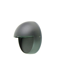 Led 6W Round Outdoor Sconce Ip54