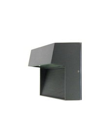 Led 6W Square Outdoor Sconce Ip54
