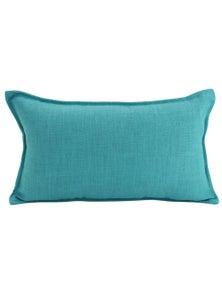 NF Living Linen Lumbar Cushion