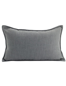 NF Living Linen Lumbar Cushion