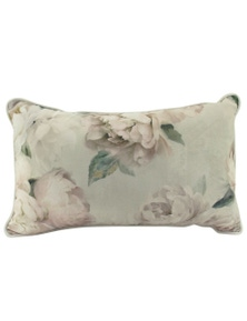 NF Living printed Velvet Breakfast Cushion