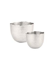 J.Elliot Hammered Metal Bowls