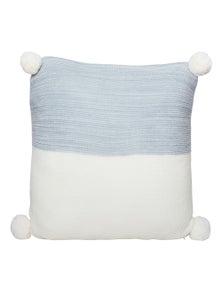 J.Elliot Calgary Knitted Pom Pom Cushion