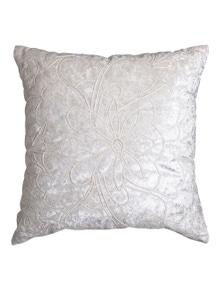 J.Elliot Pearl Embroidered Cushion