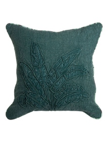 J.Elliot Norrie Embroidered Cushion