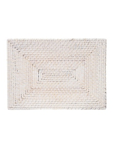 J.Elliot Pacifica Rattan Placemat
