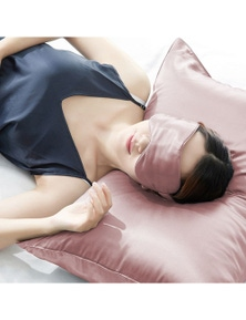 Ramesses Cooling Mulberry Silk Pillowcase - Single