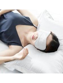 Ramesses Mulberry Silk Pillowcase & Eye Mask Set