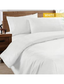 Ramesses 2000TC Bamboo Quilt Cover Set