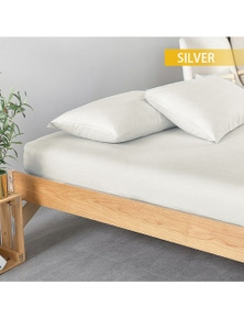 Ramesses 2000TC Bamboo Fitted Sheet Set