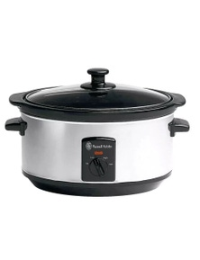 Russell Hobbs Oval Slow Cooker