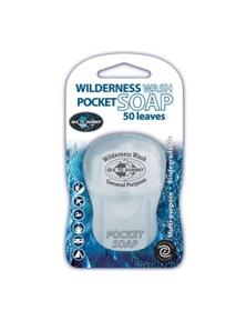 Paper Travel Soap - Standard Soap