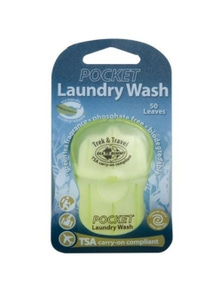 Paper Travel Soap - Laundry Soap