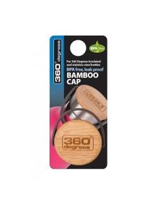 360 Degrees Bamboo Bottle Cap