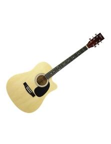 "Freedom 41"" Semi Acoustic Guitar Built-In Pickup Steel String FAG645"