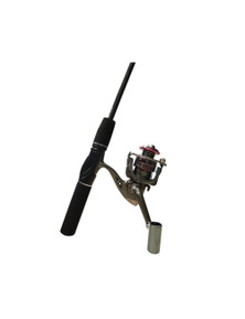 """Fishing Rod 6"""" Combo with 3000 Spin Reel"""