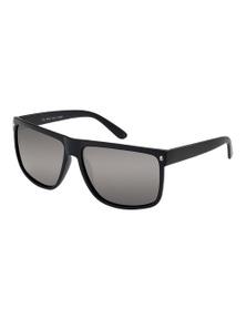 Black Ice Mens Black Frame Black Smoke Lens Sunglasses