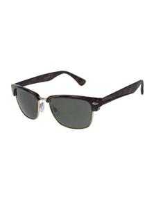 Black Ice Unisex Shiny Tort Frame G15 Lens Sunglasses