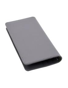 Kesa + Konc Classic Plain Large Wallet - Grey