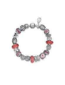 Mestige Siren Bracelet with Swarovski Crystals