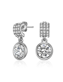 Mestige Molly Earrings with Swarovski Crystals