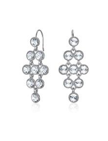 Mestige Larisa Earrings with Swarovski Crystals