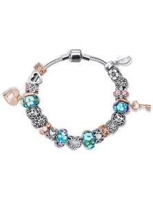 Mestige Cherished Bracelet with Swarovski Crystals
