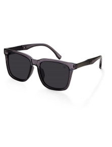 Winstonne Beau in Grey Polarised Sunglasses