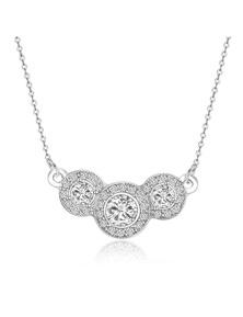 Mestige Camilla Necklace with Swarovski Crystals