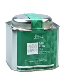 Well Being Tea Loose Leaf Caddy Tin